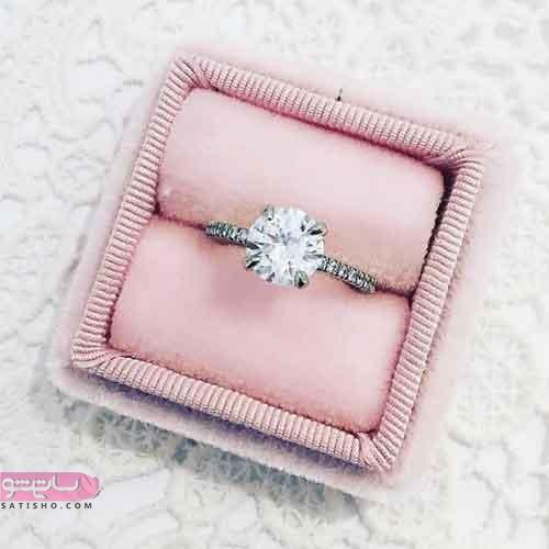 مدل حلقه ازدواج ست 2019 شیک و جدید