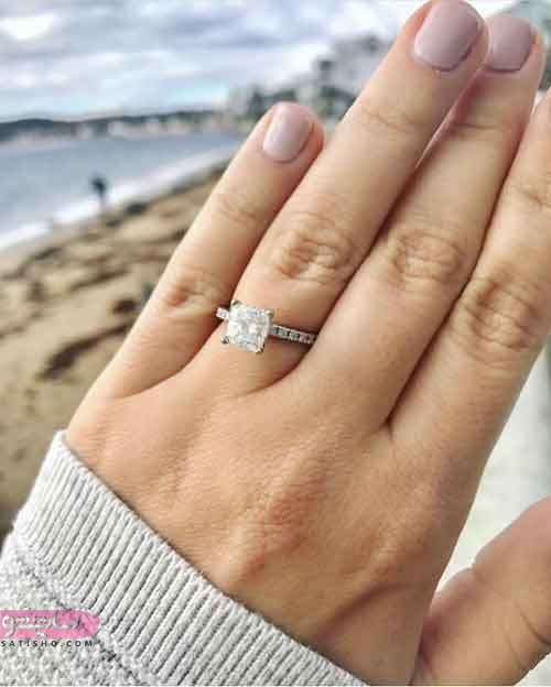 مدل حلقه ازدواج اینستا جدید و خاص