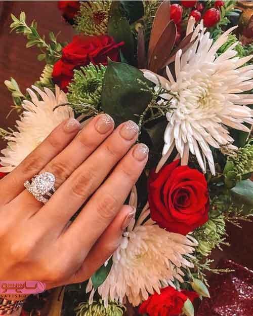 حلقه ازدواج، حلقه نشان، حلقه نامزدی