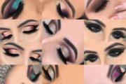 50 نمونه مدل ارایش چشم ملایم جدید 2019 ویژه خانم های باکلاس