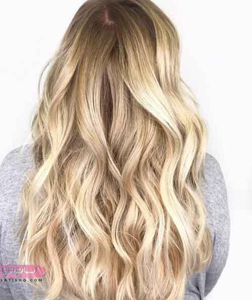 مدل رنگ مو جدید در اینستاگرام