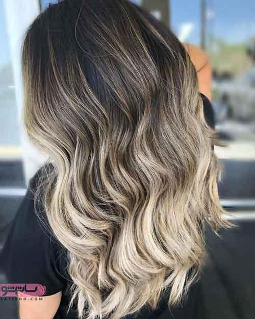 جدیدترین مدل رنگ موی زنانه