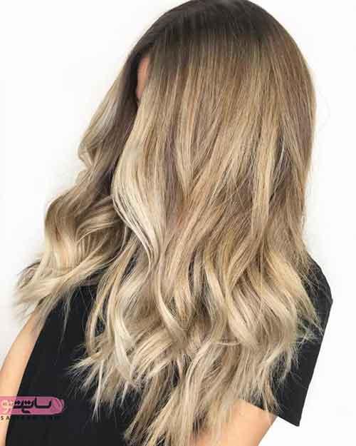 مدل رنگ مو لایت