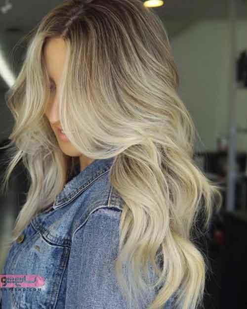 جدیدترین مدل رنگ مو زنانه