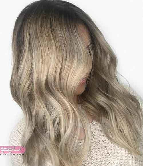 جدیدترین مدل رنگ مو ۲۰۱۹