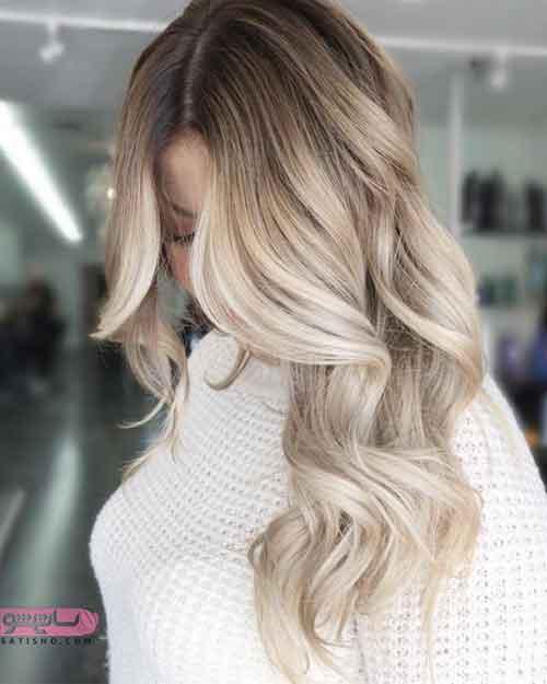 جدیدترین مدل رنگ موی دخترانه