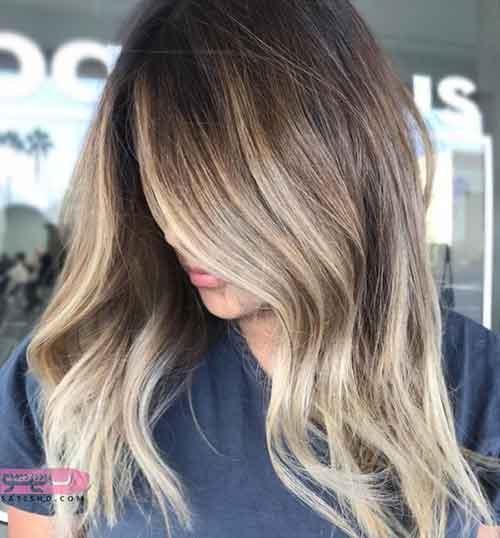 مدل رنگ مو جدید ۲۰۱۹ متفاوت و خاص