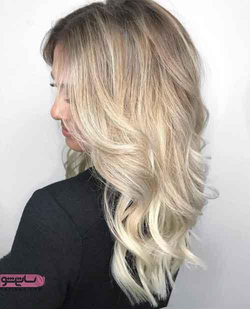 جدیدترین مدل رنگ مو عروس