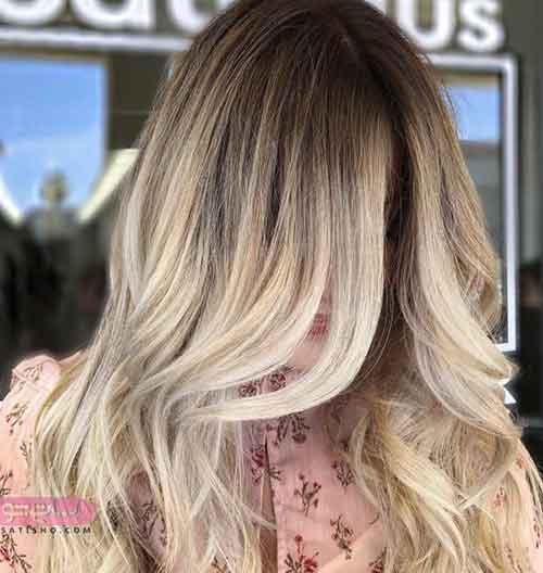 مدل رنگ مو جدید سال ۹۸
