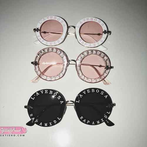 عینک آفتابی زنانه مارک دار 2019