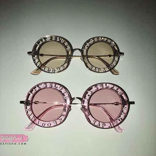 مدل عینک آفتابی زنانه لاکچری