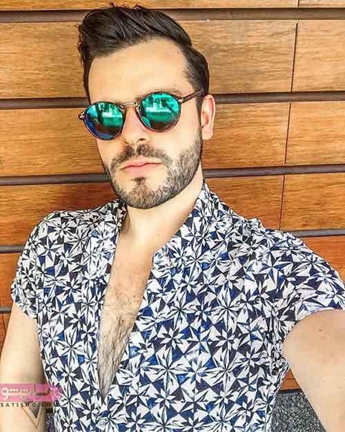 جدیدترین عینک آفتابی مردانه 2019