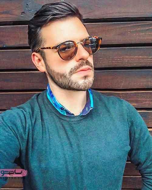 جدیدترین عینک آفتابی مردانه شیک