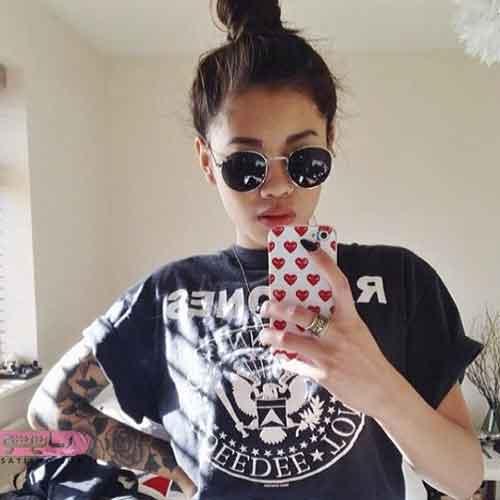 مدل عینک آفتابی زنانه ایرانی