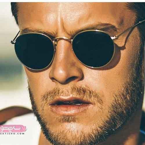 انواع مدل عینک آفتابی مردانه