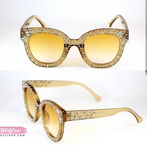 عینک آفتابی دخترانه جدید