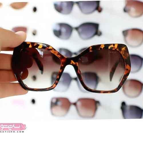 عینک آفتابی دخترانه اسپرت
