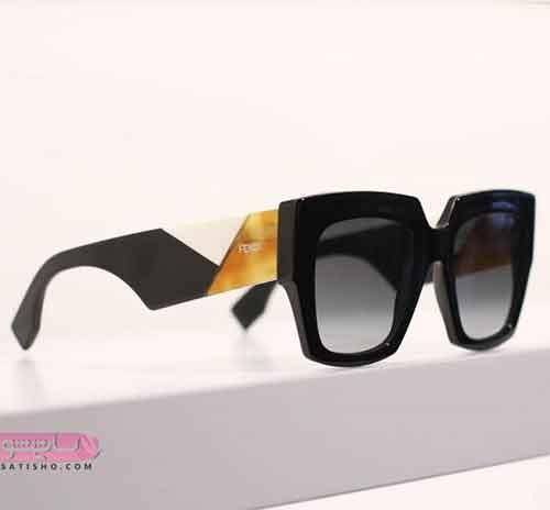 مدل عینک آفتابی مردانه لاکچری