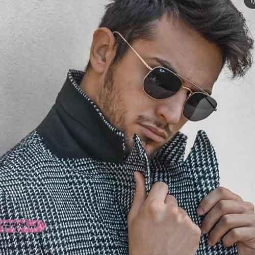 مدل عینک آفتابی مردانه جدید و خاص