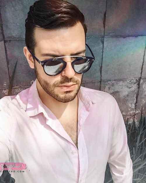 مدل عینک آفتابی مردانه 98