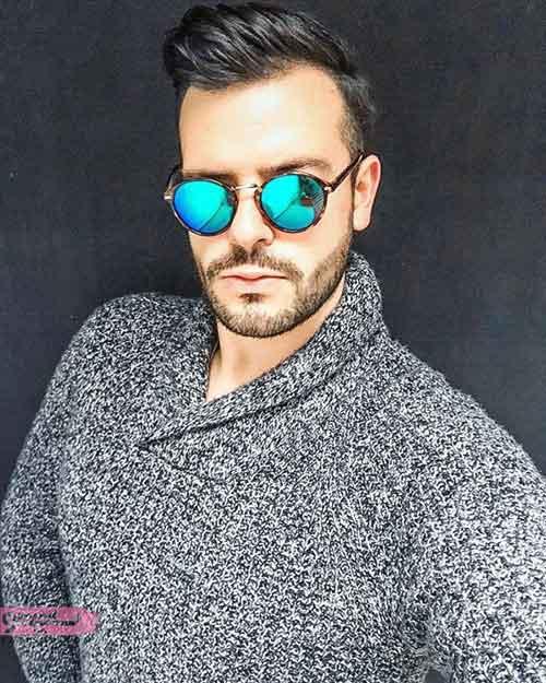 عینک آفتابی مردانه خاص و مدرن