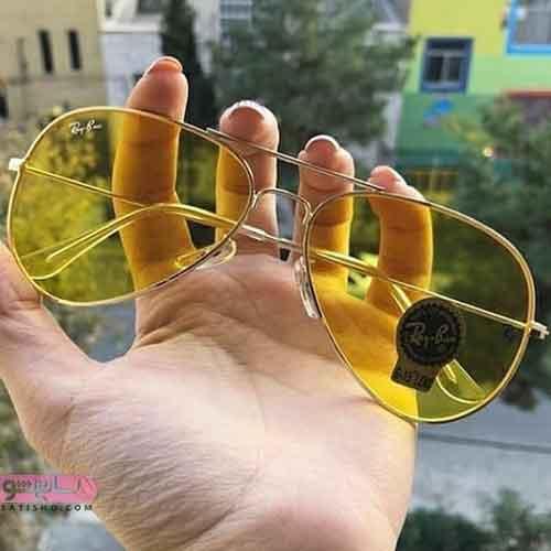 عینک آفتابی زنانه مدرن