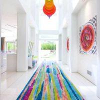 مدل دکوراسیون راهروی منزل | ۵۰ مدل جدید چیدمان راهروی ورودی منزل
