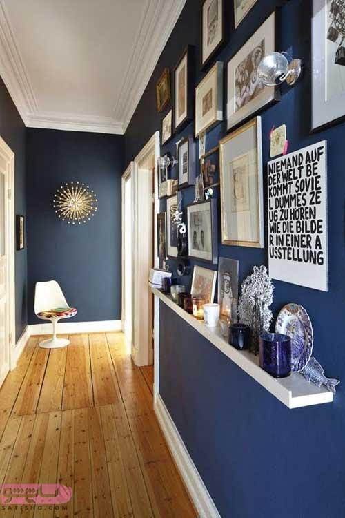 طراحی راهرو ورودی آپارتمان 2019