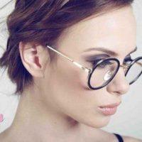 ۵۰ مدل عینک طبی دخترانه ۲۰۱۹ جدید و شیک | راهنمای انتخاب عینک