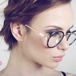50 مدل عینک طبی دخترانه 2019 جدید و شیک | راهنمای انتخاب عینک