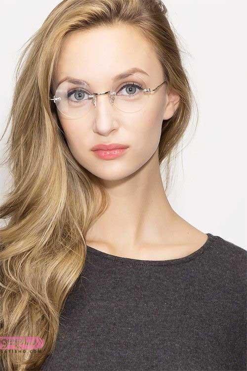 مدل های عینک طبی دخترانه جدید