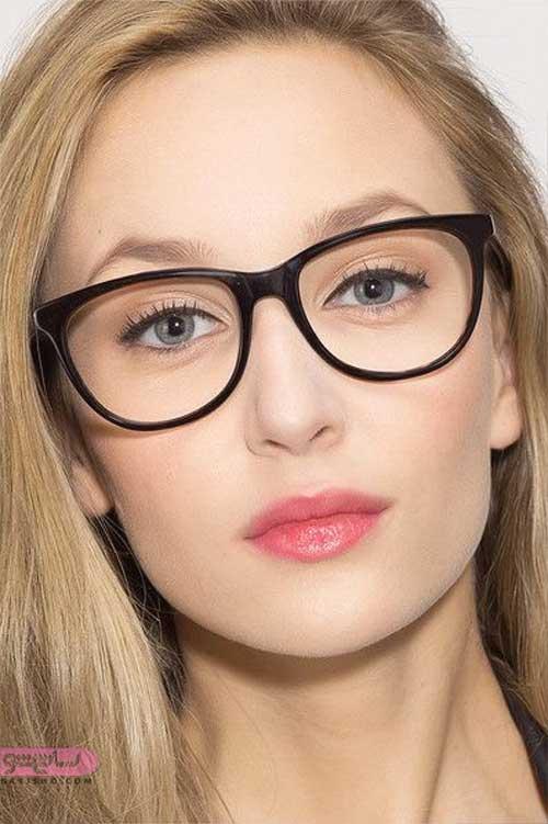 مدل های عینک طبی دخترانه 2019