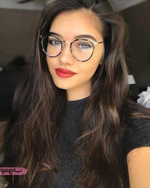 شیک ترین مدل های عینک طبی