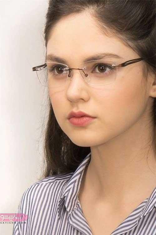 مدل عینک جدید دخترانه