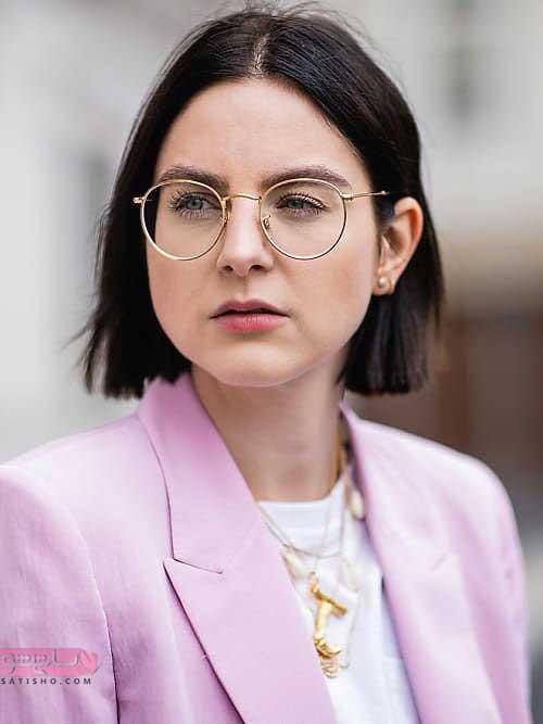 مدل عینک طبی مناسب زنان میانسال