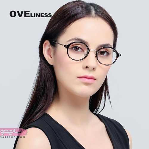 مدل عینک طبی و آفتای دخترانه 2019