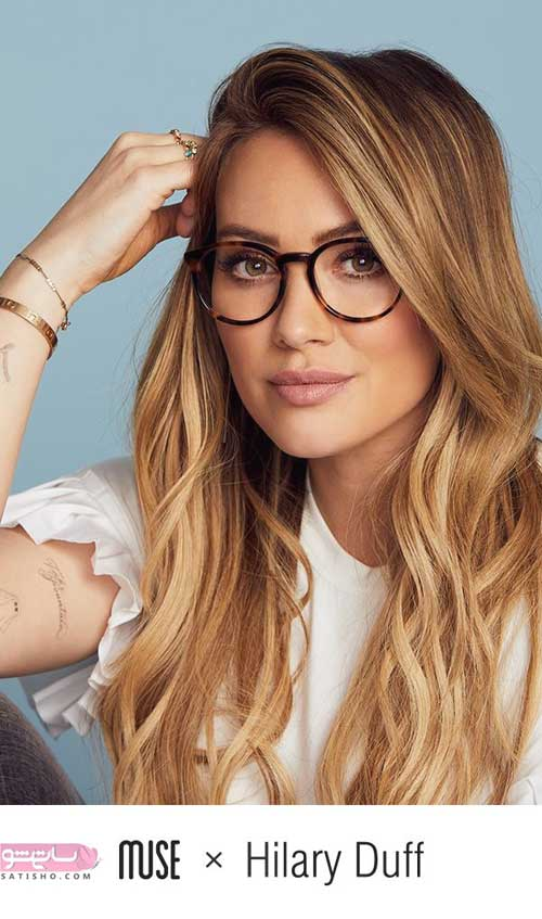 مدل عینک بازیگران معروف هالیوود