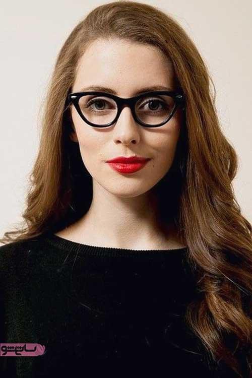فریم عینک طبی برای صورت های کوچک