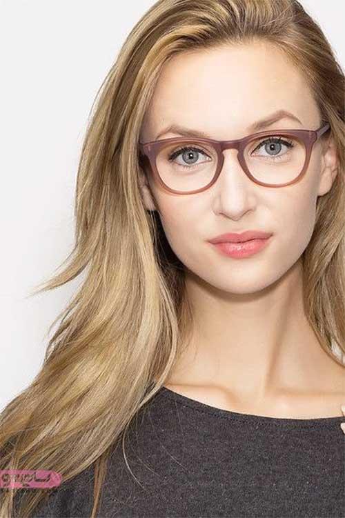 مدل عینک طبی 2019 جدید و شیک کائوچویی