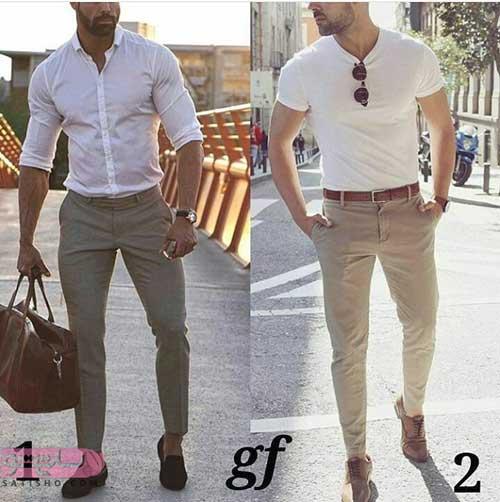 لباس مردانه شیک اسپرت و رسمی 98