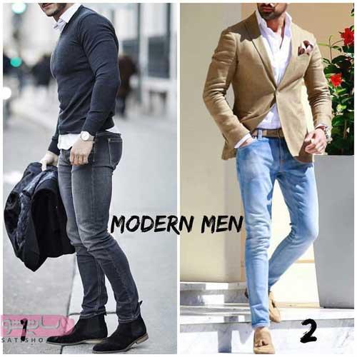 مدل کت تک مردانه اسپرت