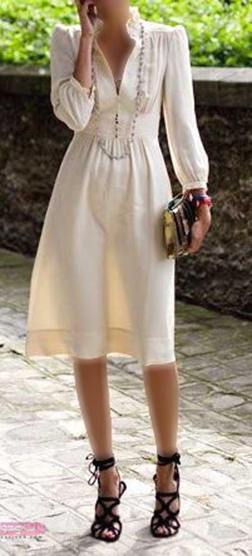 مدل مانتو عید 97 در اینستاگرام