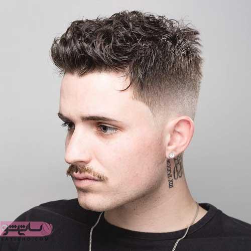 مدل مو فر ریز مردانه 98