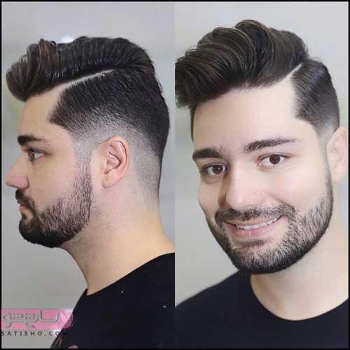 مدل موی خامه ای جدید