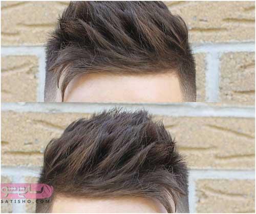 مدل موی کوتاه فشن 98
