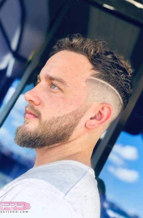 مدل موی کوتاه مردانه دور کوتاه 2019