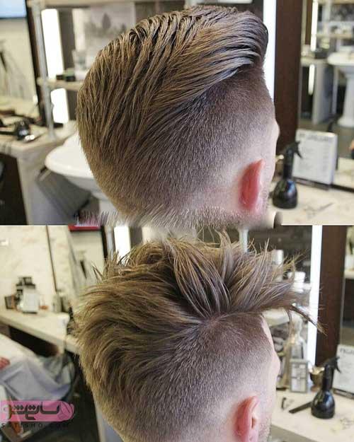 مدل مو کوتاه فشن مردانه