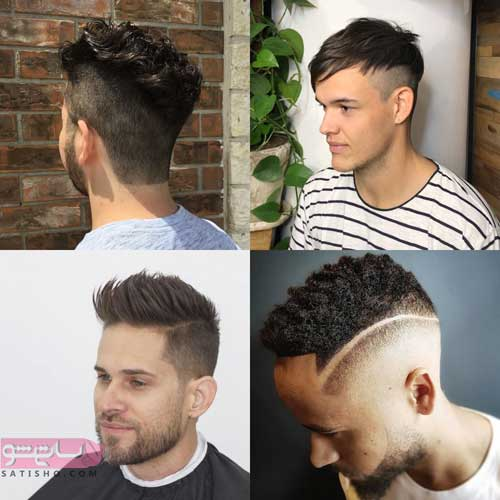 مدل مو بغل کوتاه مردانه جدید
