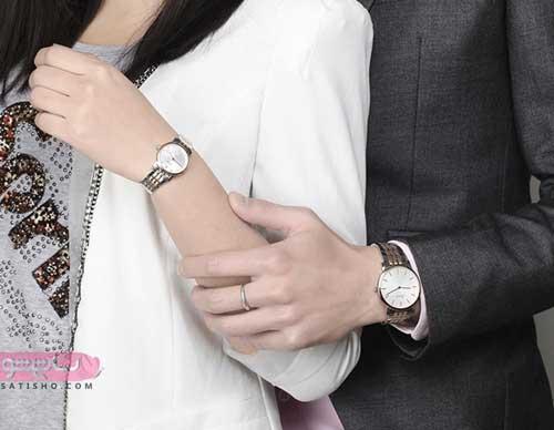 خرید ساعت عروس و داماد
