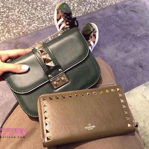 جدیدترین مدل کیف چرم زنانه ویژه نوروز سال 98 - (50 نمونه عکس)